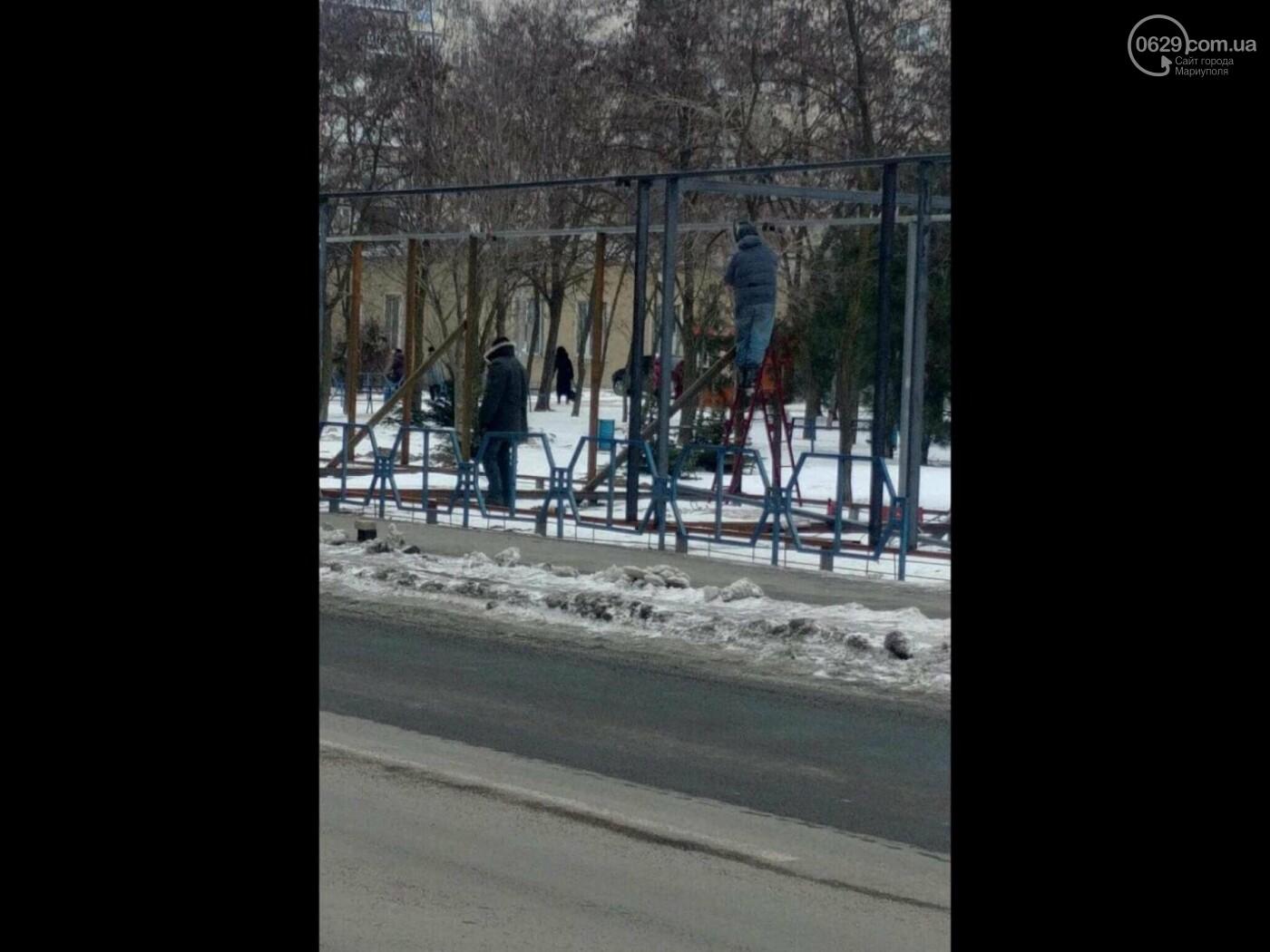 В сквере «Надежда» вновь возобновились строительные работы (ФОТО), фото-2