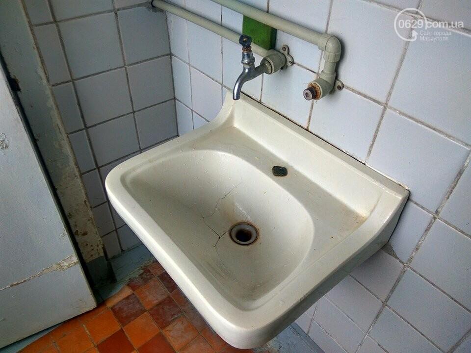 Туалет с видом на море, зимний сад и старые матрацы: особенности отделения терапии горбольницы №9, фото-20