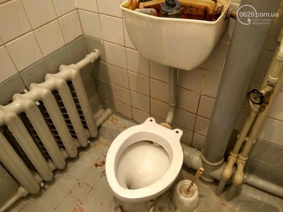 Туалет с видом на море, зимний сад и старые матрацы: особенности отделения терапии горбольницы №9, фото-23