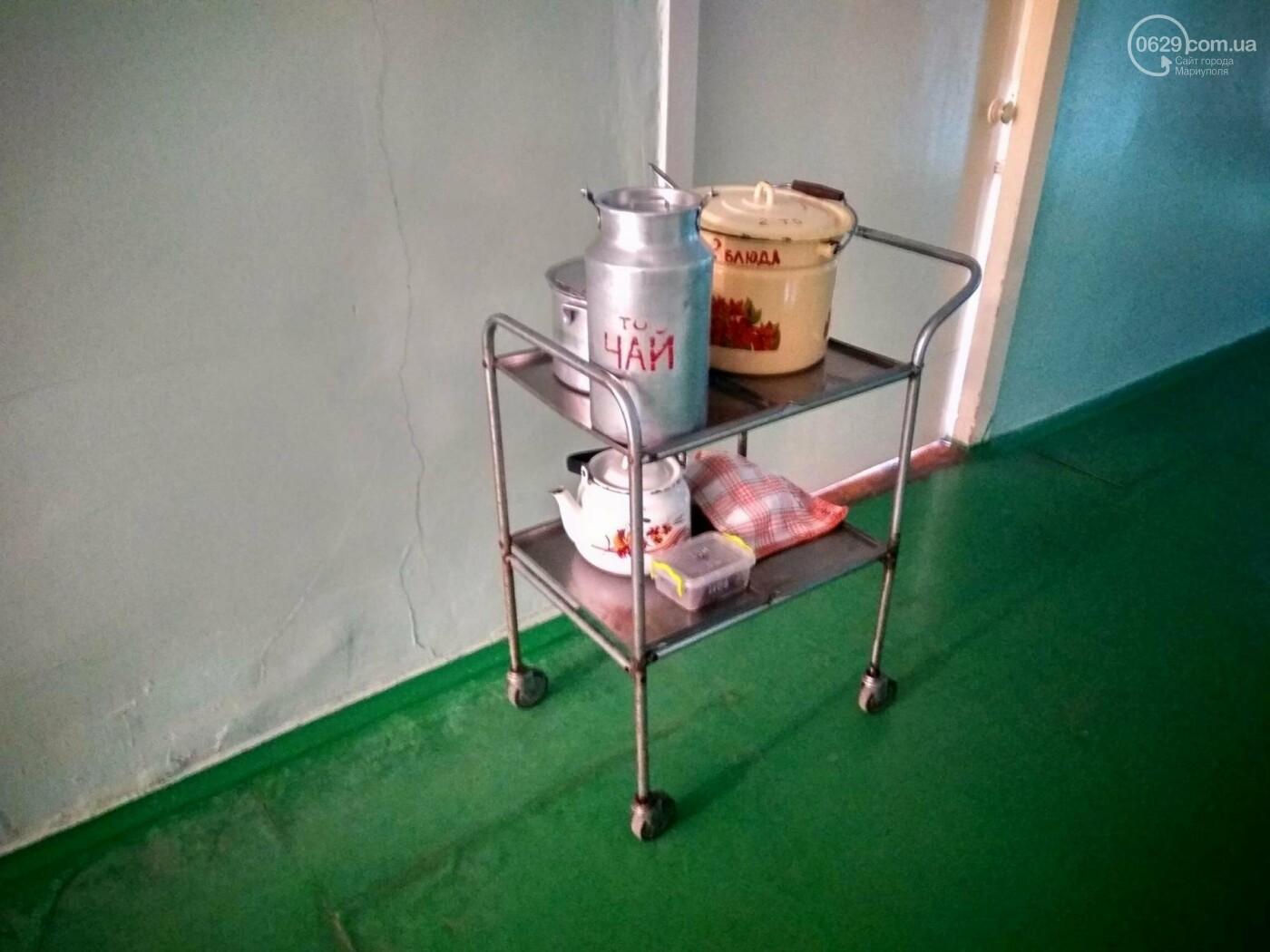 Туалет с видом на море, зимний сад и старые матрацы: особенности отделения терапии горбольницы №9, фото-24