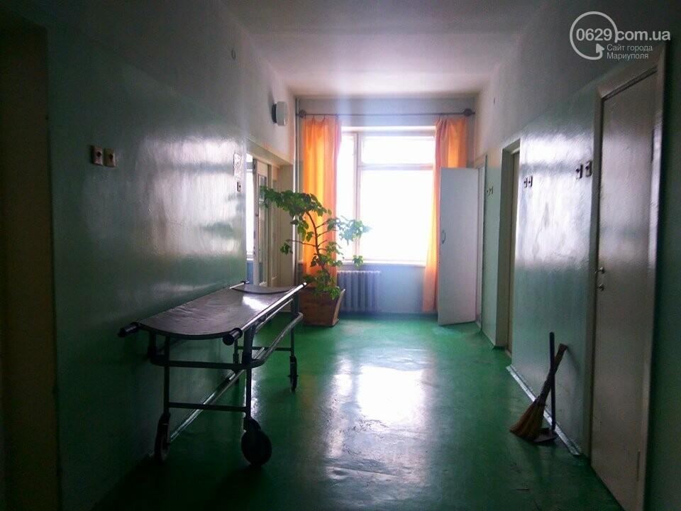 Туалет с видом на море, зимний сад и старые матрацы: особенности отделения терапии горбольницы №9, фото-1