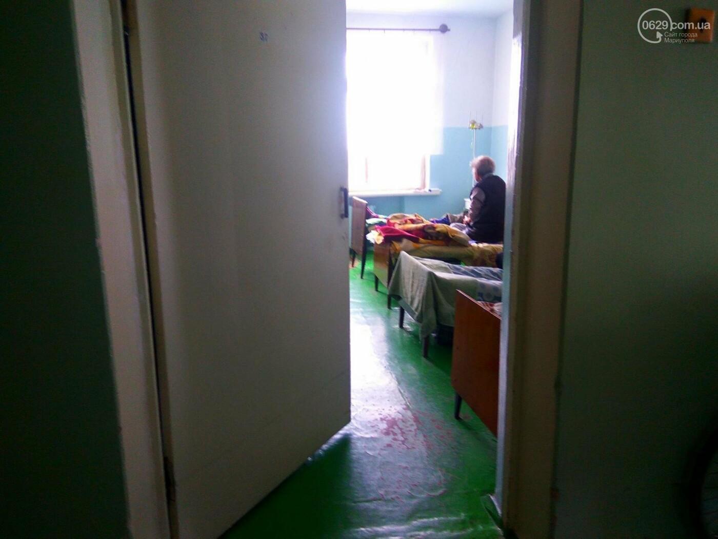Туалет с видом на море, зимний сад и старые матрацы: особенности отделения терапии горбольницы №9, фото-17