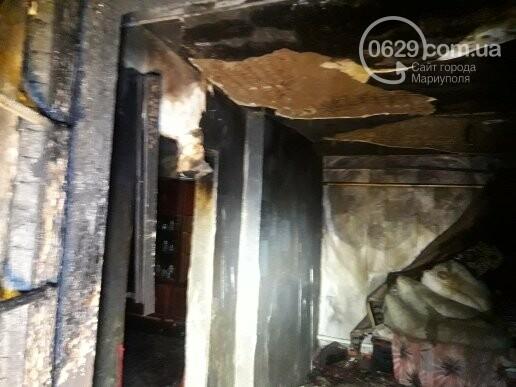 В Мариуполе на пожаре сгорела женщина (ФОТО, 18+), фото-3