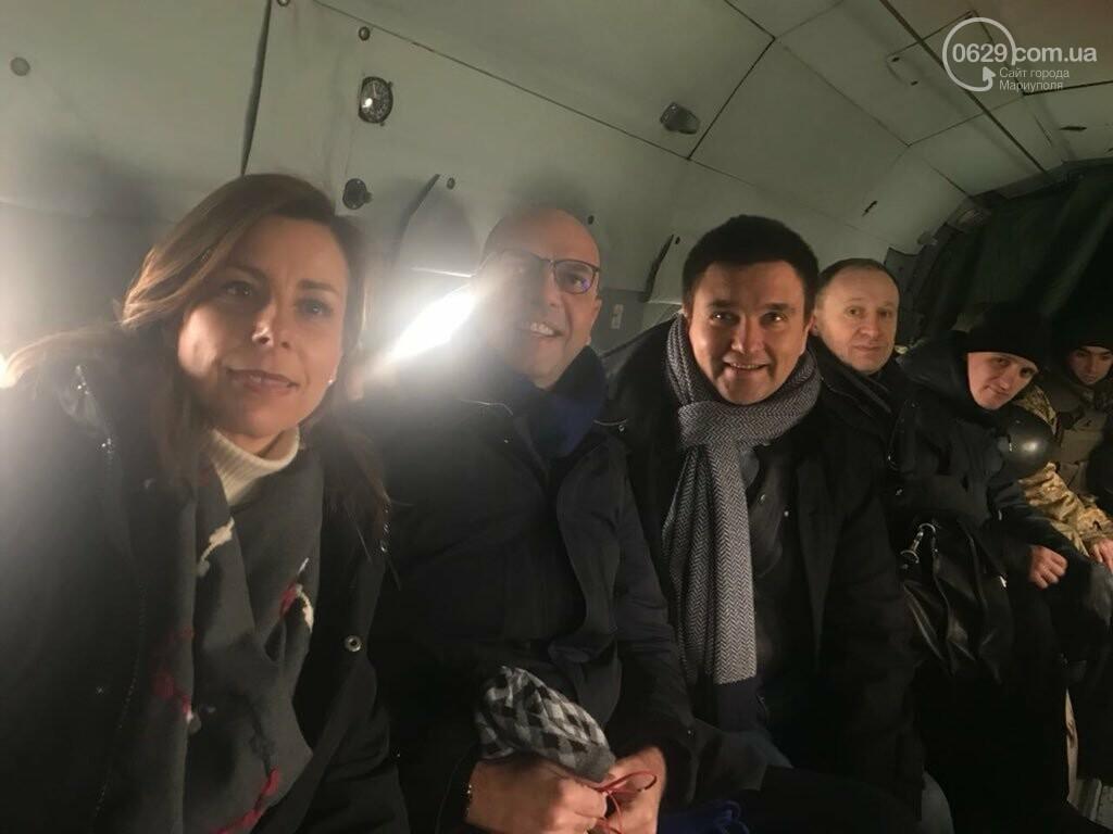 В Мариуполь прибудет министр иностранных дел Италии (Фотофакт), фото-1
