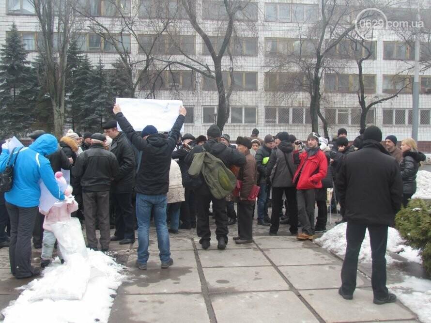 Закрытие кондитерской фабрики, митинг против сланцевого газа и главные загрязнители Азовского моря. О чем писал 0629.com.ua 1 февраля, фото-3