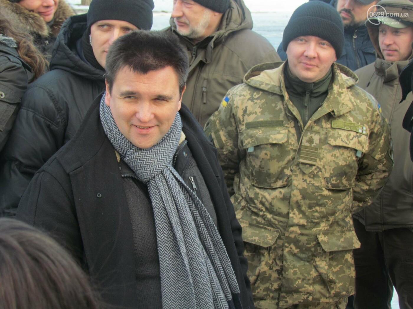 Председатель ОБСЕ Альфано в Мариуполе: жителям Донбасса выделят 2 млн евро гуманитарной помощи (ФОТО), фото-5