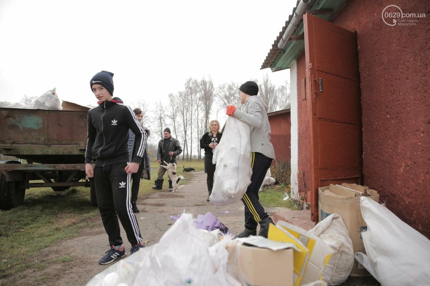 Сортировка мусора: почему это не работает в Мариуполе и как это работает в Виннице (ФОТО), фото-4