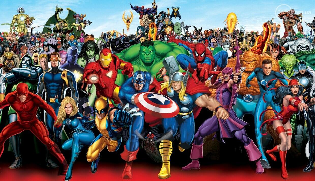 В выходные в Мариуполе пройдут выставки и марафон комиксов, фото-1