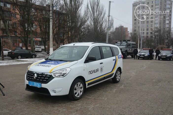 Мариупольские власти подарили полиции автомобиль почти за полмиллиона гривен (ФОТО), фото-2