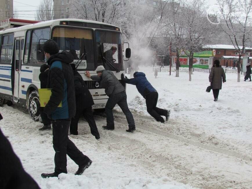 Мариупольцы возрождали ДНД, боролись со снегом и мечтали о памятнике бездомной собаке. О чем писал 0629.сom.ua 6 февраля, фото-2