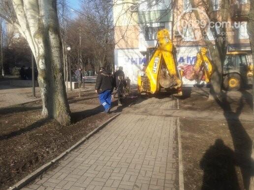 В Мариуполе произошла утечка на подземном газопроводе (ФОТО), фото-7