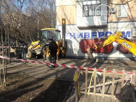 В Мариуполе произошла утечка на подземном газопроводе (ФОТО), фото-1