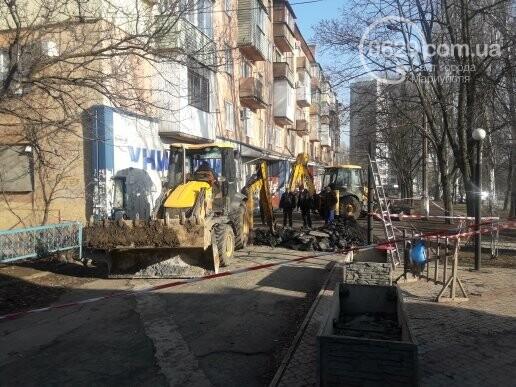 В Мариуполе произошла утечка на подземном газопроводе (ФОТО), фото-8