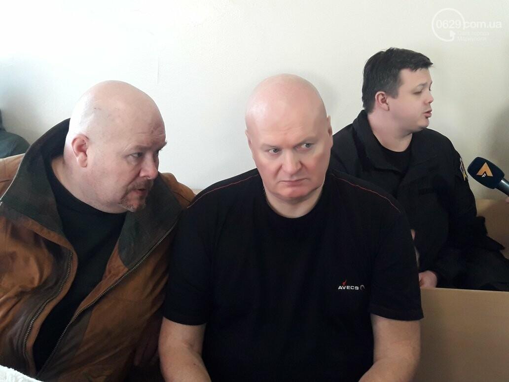 В Мариуполе суд оставил в СИЗО бывшего командира роты батальона ОУН Литвиненко (ФОТО), фото-7