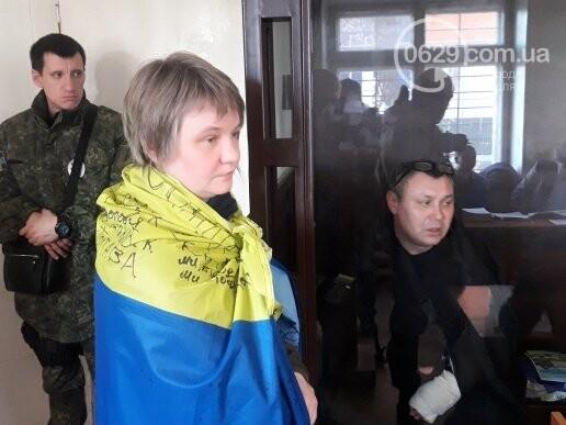 В Мариуполе суд оставил в СИЗО бывшего командира роты батальона ОУН Литвиненко (ФОТО), фото-6