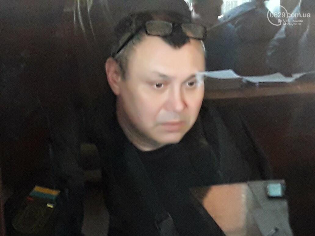В Мариуполе суд оставил в СИЗО бывшего командира роты батальона ОУН Литвиненко (ФОТО), фото-8