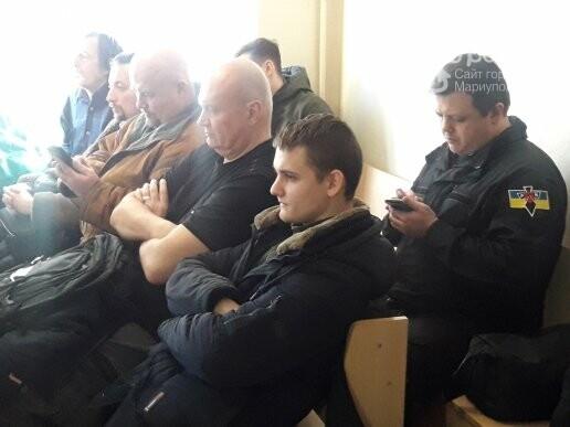 В Мариуполе суд оставил в СИЗО бывшего командира роты батальона ОУН Литвиненко (ФОТО), фото-5