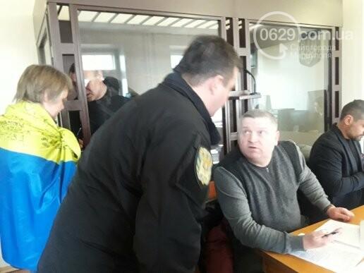 В Мариуполе суд оставил в СИЗО бывшего командира роты батальона ОУН Литвиненко (ФОТО), фото-3