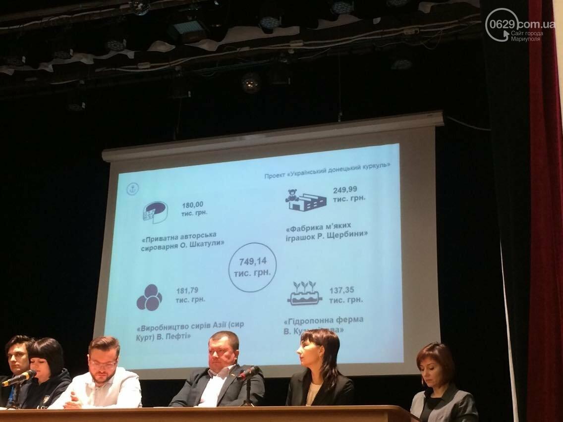 Мариупольские чиновники впервые поговорили с малым бизнесом по душам (ФОТО, ВИДЕО), фото-8