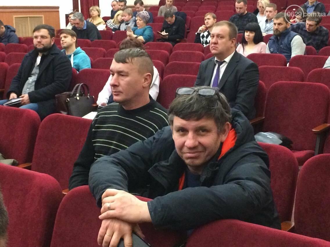 Мариупольские чиновники впервые поговорили с малым бизнесом по душам (ФОТО, ВИДЕО), фото-5