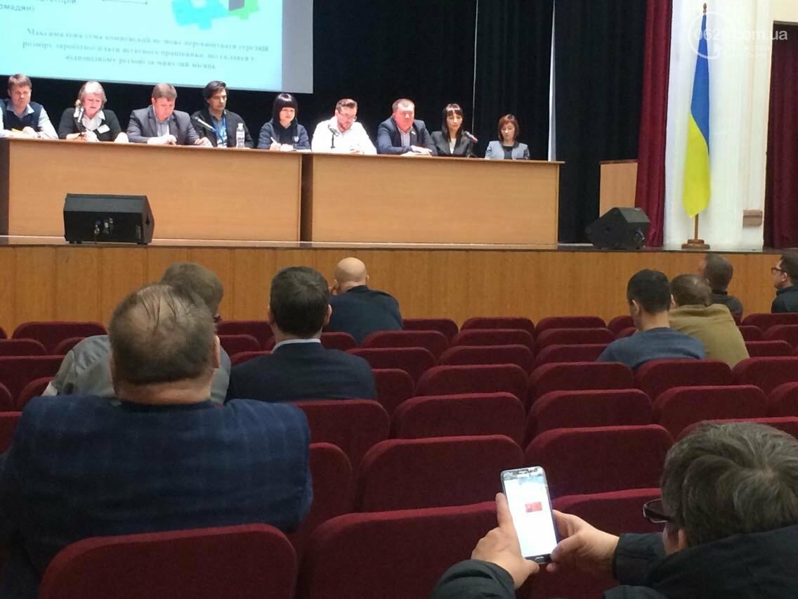 Мариупольские чиновники впервые поговорили с малым бизнесом по душам (ФОТО, ВИДЕО), фото-4