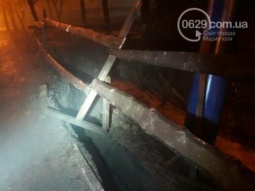 В Мариуполе появился опасный бигборд (ФОТОФАКТ), фото-2