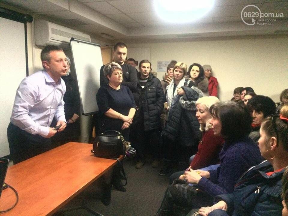 На высоких тонах: в  Мариуполе родители обсудили реформу образования (ФОТО, ВИДЕО), фото-6