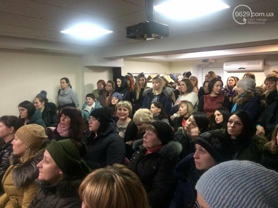 На высоких тонах: в  Мариуполе родители обсудили реформу образования (ФОТО, ВИДЕО), фото-3