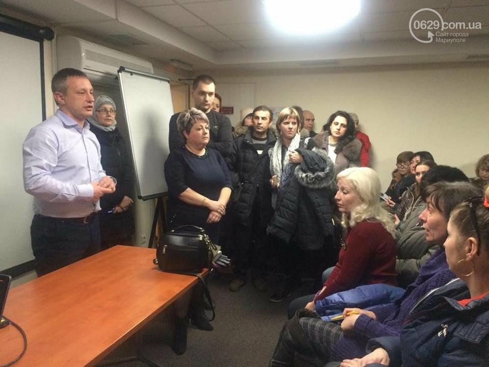 На высоких тонах: в  Мариуполе родители обсудили реформу образования (ФОТО, ВИДЕО), фото-4