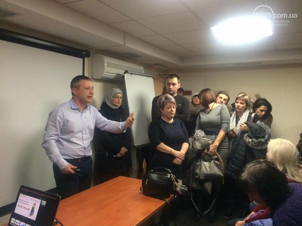 На высоких тонах: в  Мариуполе родители обсудили реформу образования (ФОТО, ВИДЕО), фото-2