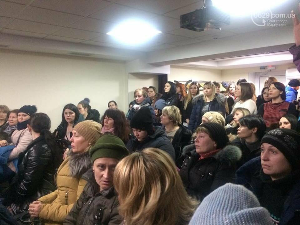 На высоких тонах: в  Мариуполе родители обсудили реформу образования (ФОТО, ВИДЕО), фото-5
