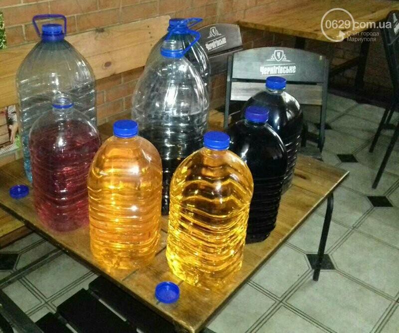 """В Мариуполе полицейские изъяли 80 литров самогона в """"Наливайко"""" (ФОТО), фото-4"""