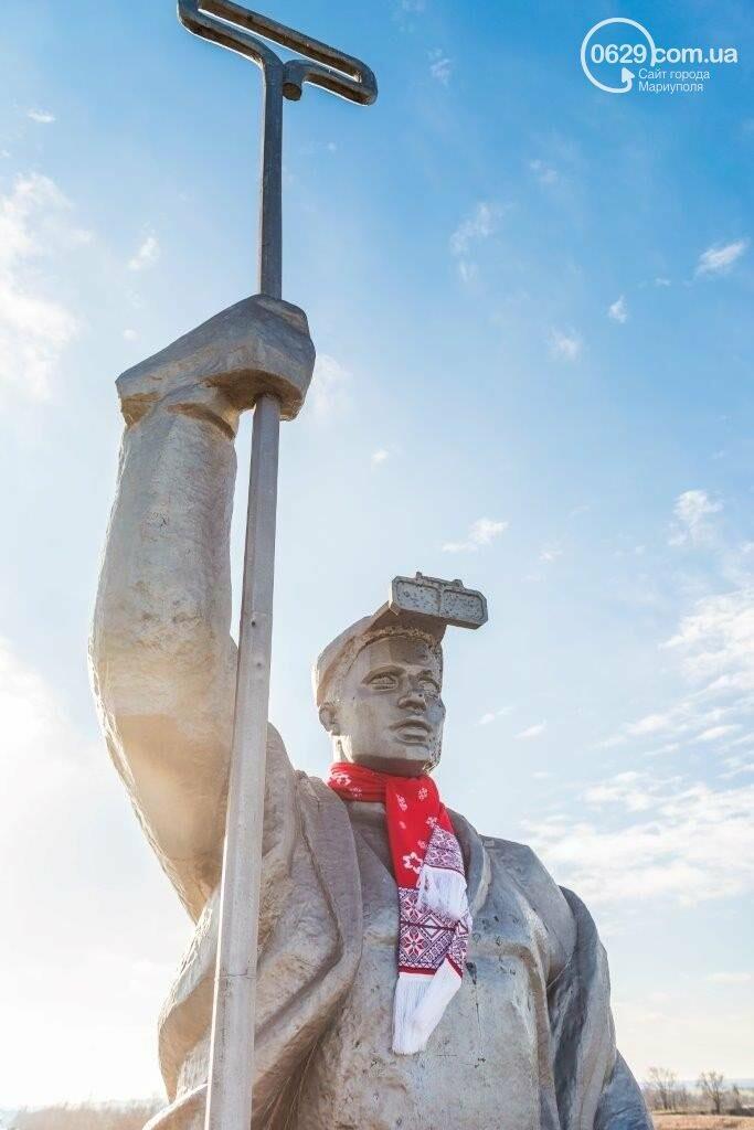 Мариупольского металлурга нарядили в вышиванку и день рождения ММК им. Ильича. О чем писал 0629.com.ua 13 февраля, фото-7