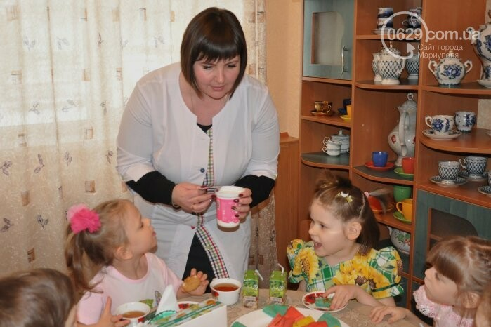"""В детском доме """"Солнышко"""" ребята встречали Масленицу и пекли блины вместе с шефами, фото-16"""