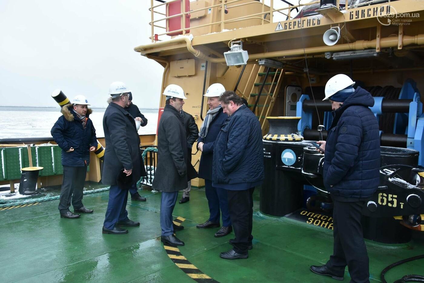 В Мариупольском порту обсудили, как будут работать следующие 20 лет (ФОТО), фото-2