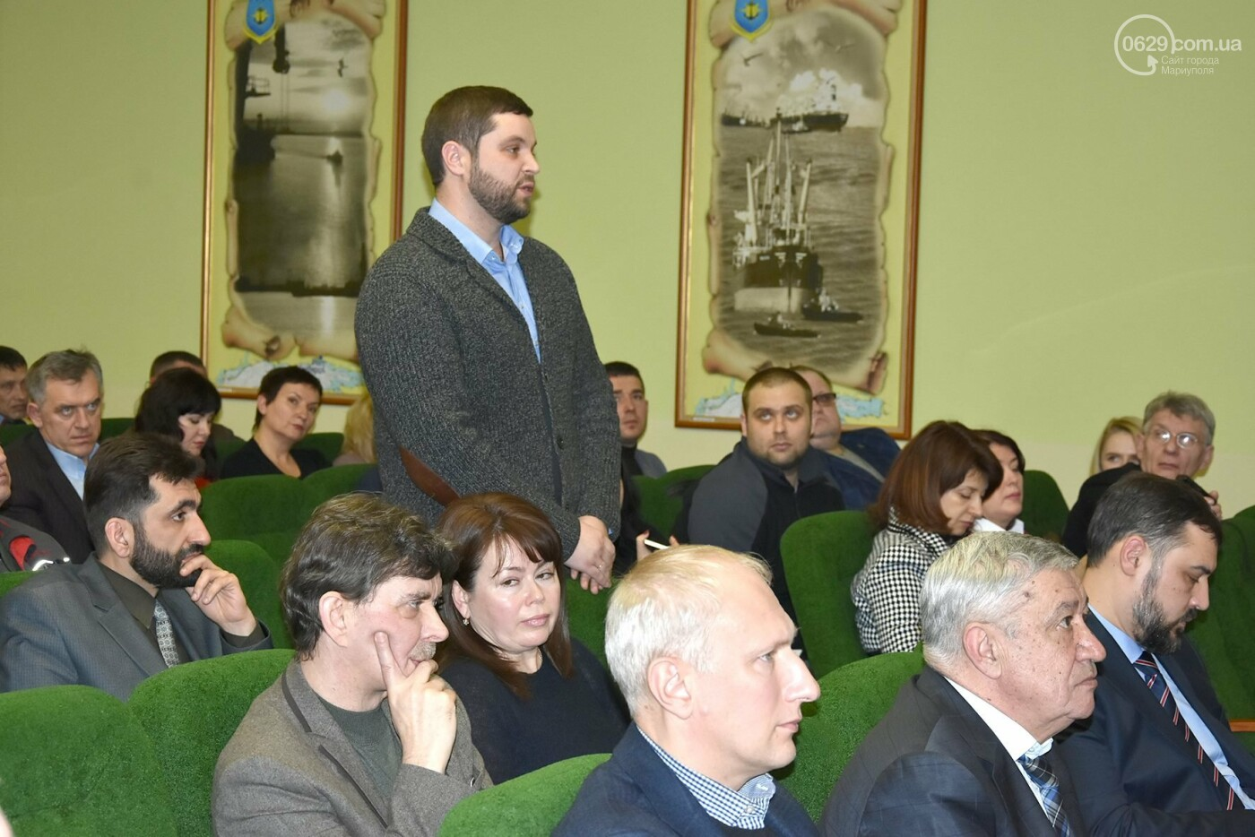 В Мариупольском порту обсудили, как будут работать следующие 20 лет (ФОТО), фото-7