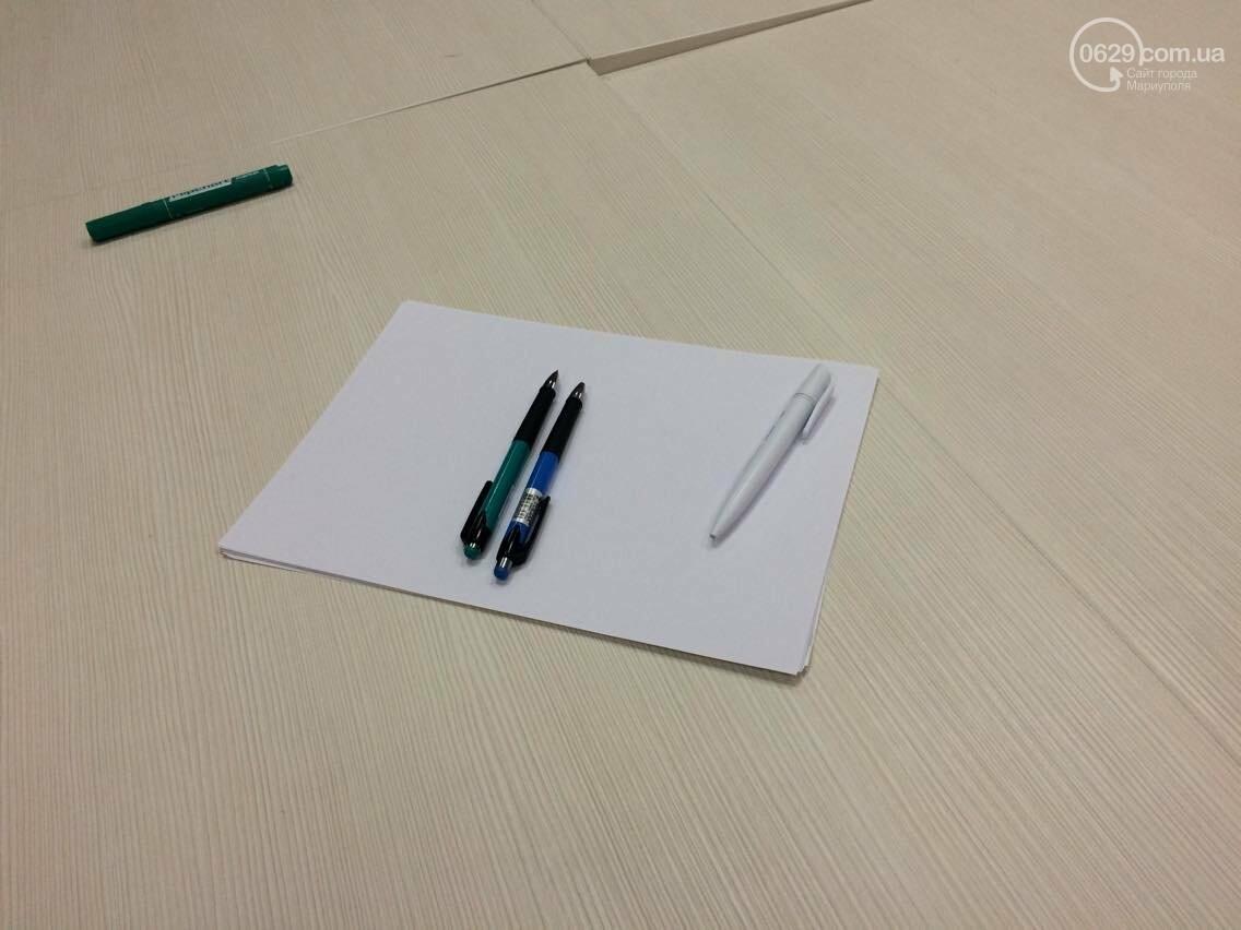 Впервые в истории Мариуполя директоров школ определит конкурс  (ФОТО, ВИДЕО), фото-5