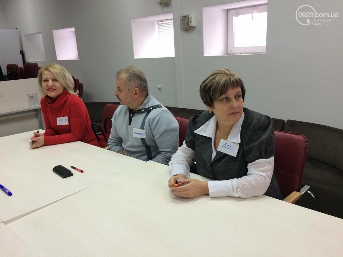 Впервые в истории Мариуполя директоров школ определит конкурс  (ФОТО, ВИДЕО), фото-6