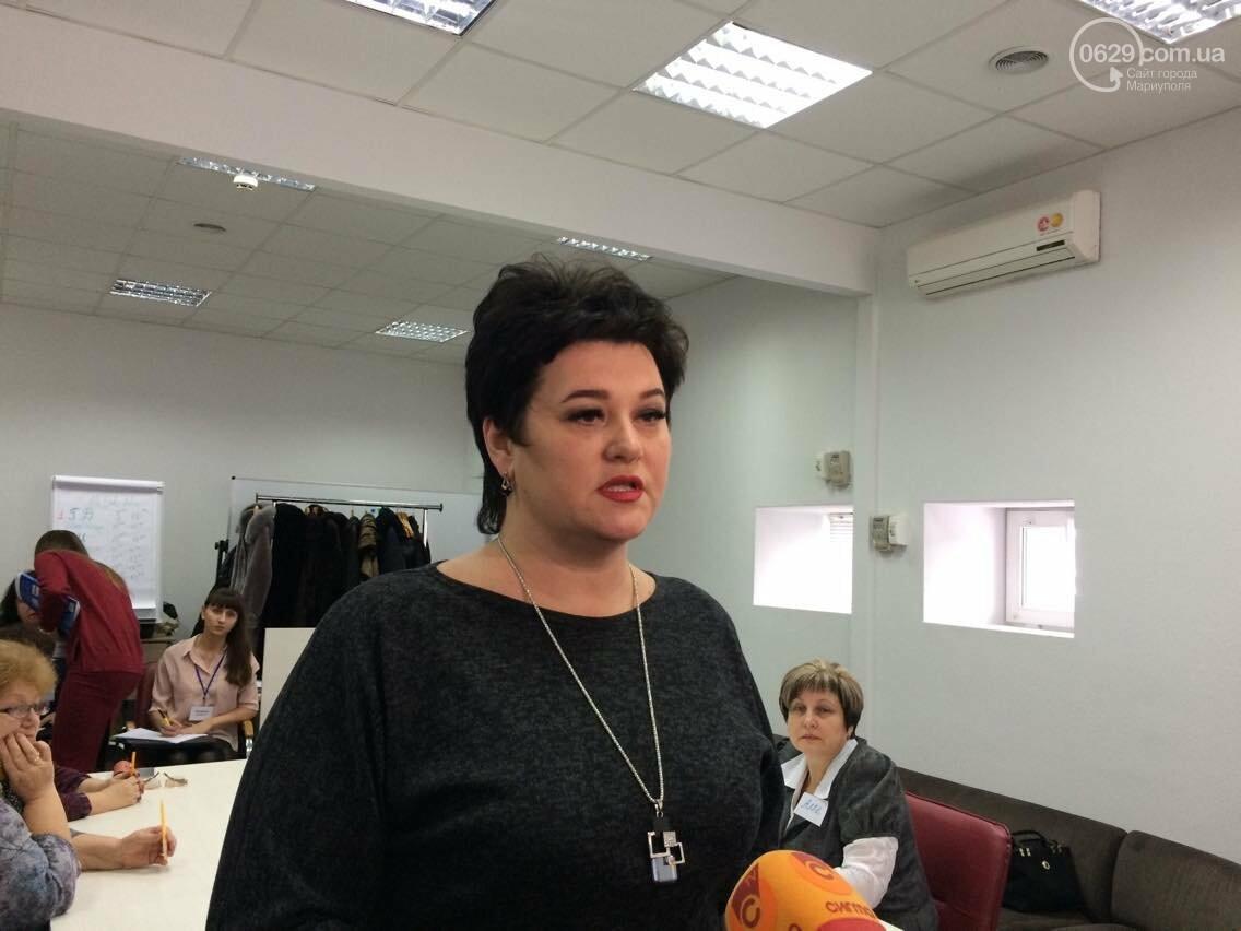 Впервые в истории Мариуполя директоров школ определит конкурс  (ФОТО, ВИДЕО), фото-1