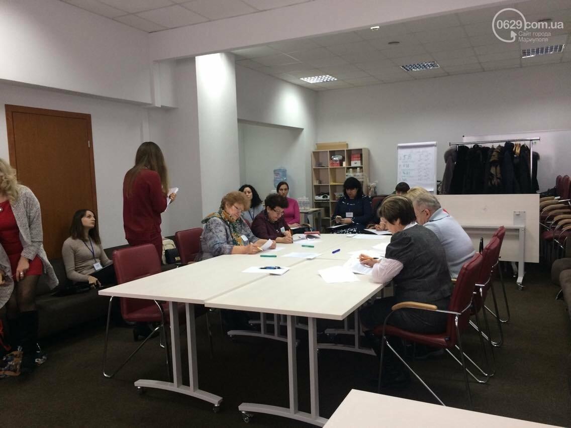 Впервые в истории Мариуполя директоров школ определит конкурс  (ФОТО, ВИДЕО), фото-3