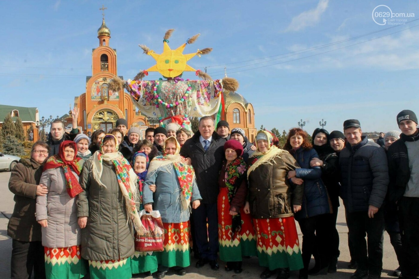 18 февраля в Боевом установят рекорд Украины по выпеканию блинов. Приглашаем на масштабный праздник Масленицы., фото-7