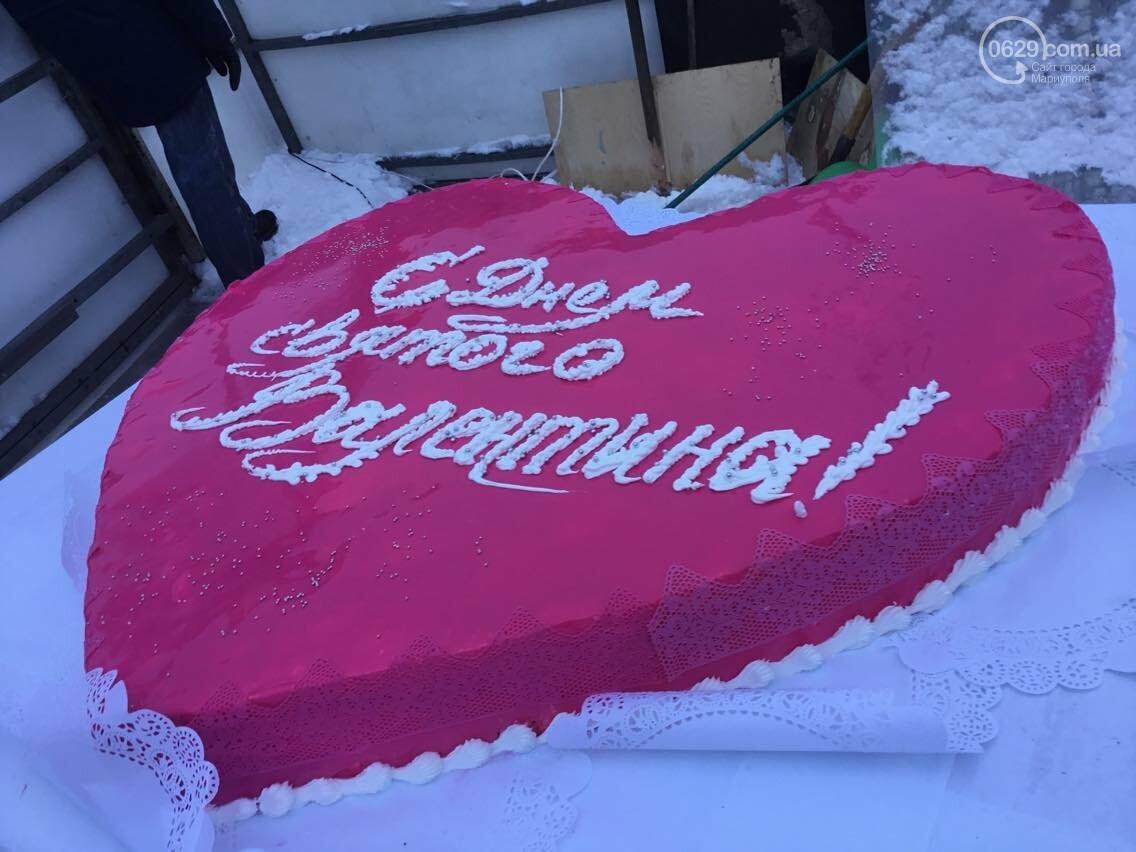 В Мариуполе  молодоженов расписали на льду (ФОТО, ВИДЕО), фото-1