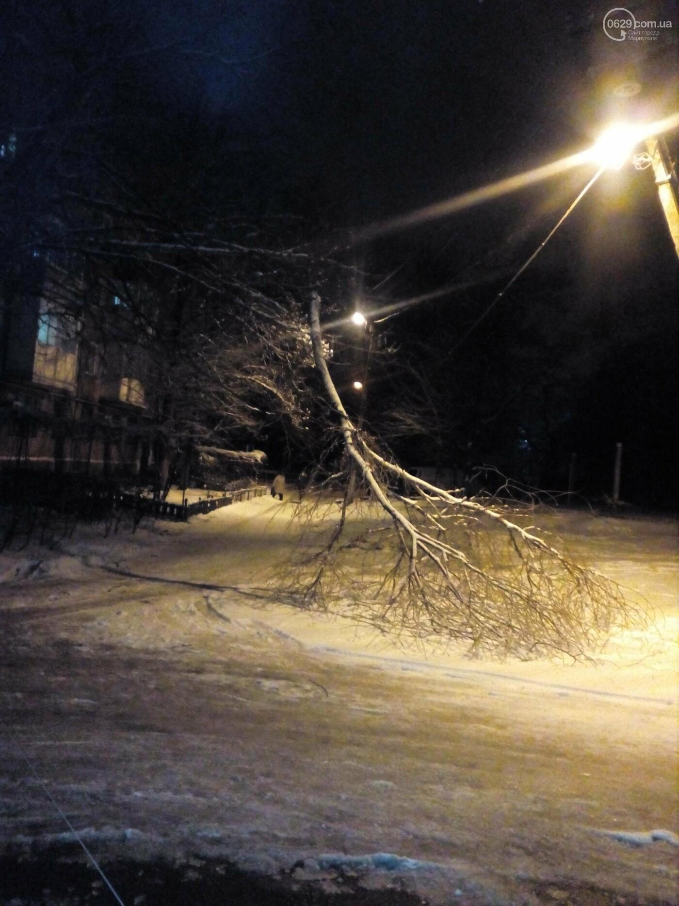 Мариупольцев напугали оборванные провода ЛЭП (ФОТО), фото-2