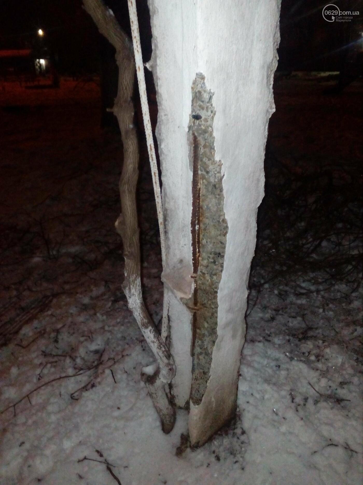 Мариупольцев напугали оборванные провода ЛЭП (ФОТО), фото-4