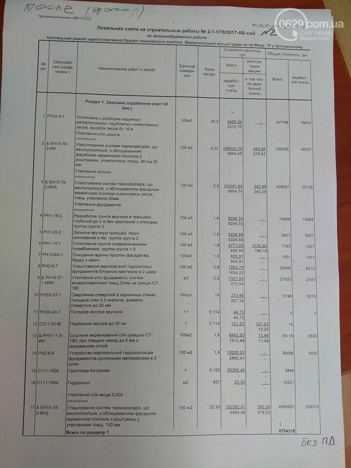 """""""Мы не «режем», мы проверяем"""". Эксперты пояснили, почему удешевили проект реконструкции сгоревшего Мариупольского горсовета (ВИДЕО), фото-5"""