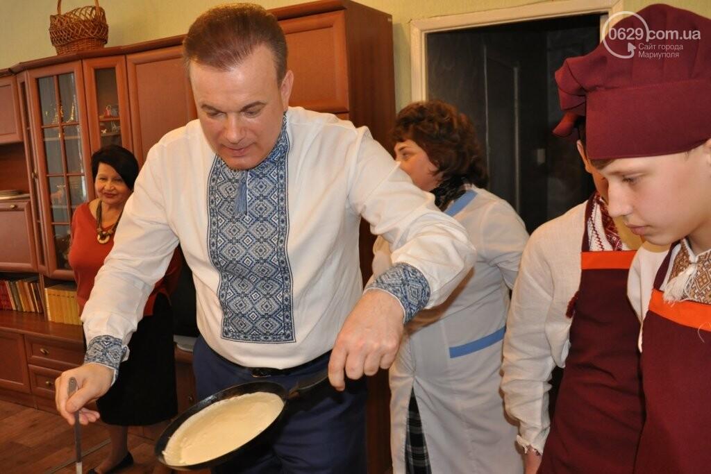 В «Центре опеки» провели мастер-класс по выпечке блинов, фото-1