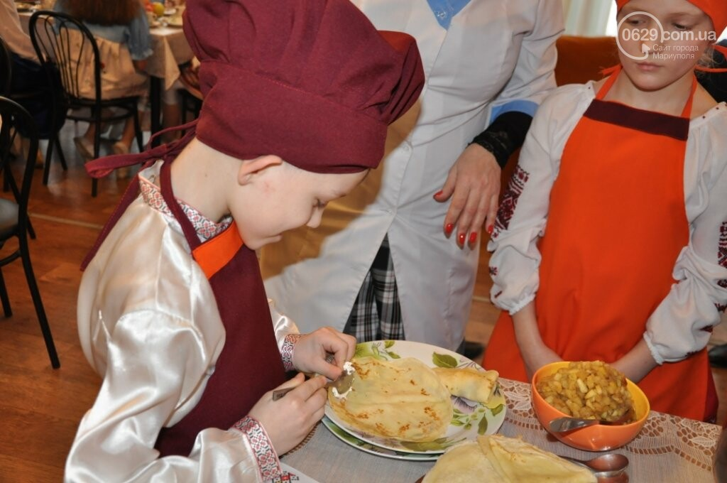 В «Центре опеки» провели мастер-класс по выпечке блинов, фото-2