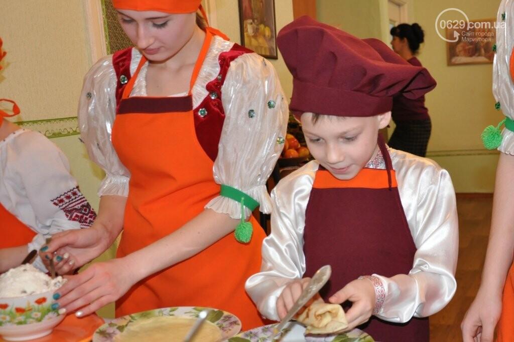 В «Центре опеки» провели мастер-класс по выпечке блинов, фото-3