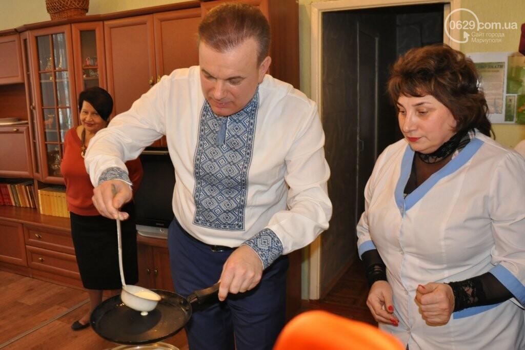 В «Центре опеки» провели мастер-класс по выпечке блинов, фото-5