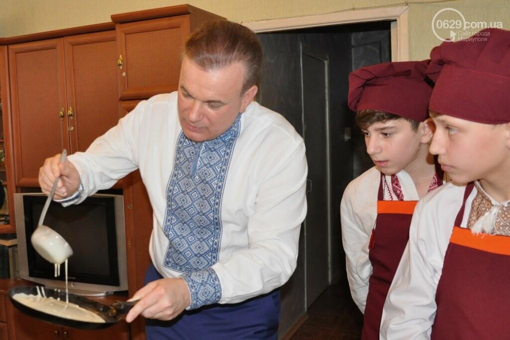 В «Центре опеки» провели мастер-класс по выпечке блинов, фото-6